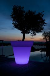 LED- Pflanzgefäß GOTA