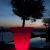 Lichtakzente im eigenen Garten setzen mit beleuchteten Blumentöpfen