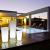 beleuchteter Blumentopf Tango als Designleuchten in Haus und Garten