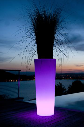 TANGO Dekoleuchte mit LED Farbwechsel Akkubetrieb