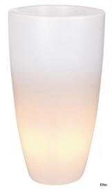 elho Pflanzkübel leuchtkübel hoch rund