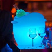 Flaschenkühler So Fresh LED Farbwechsel