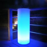FLower LED von Lucide Leuchttopf