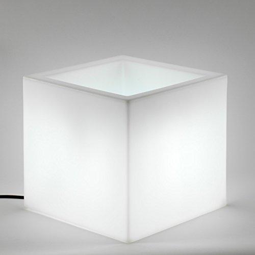 leucht pflanztopf narciso