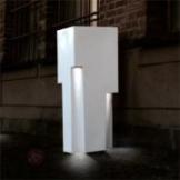 leuchttopf new york desingleuchtkübel