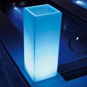 Farbwechsel LED Pflanztopf Dekoleuchte Mambo