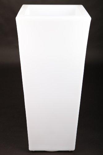 Blumenkübel LED mit Farbwechsel mit Akku