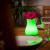 Gastronomie Tischdeko OLIO grün mit Blume