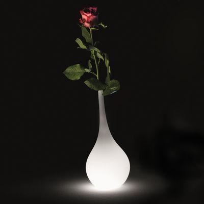 leuchtende Vase Designstück