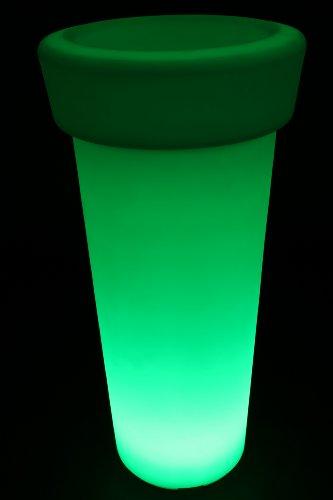 LED Blumenkübel Farbwechsel Point-Garden