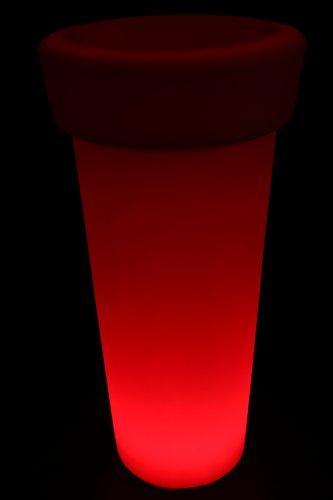 LED Pflanzkübel Farbwechsel Point-Garden
